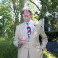 Stephen Fry au Chelsea Flower Show le 19 mai 2014