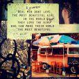 Margot Robbie poste quelques mots romantiques sur son Instagram, à destination de son boyfriend Tom.