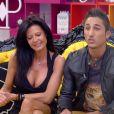 Nathalie et Vivian répondent aux questions du public. Dans l'hebdo de Secret Story 8, le vendredi 12 septembre 2014.