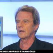 Bernard Kouchner : ''Aymeric Caron, j'avais envie de lui casser la gueule !''