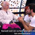 Miguel-Angel Munoz et Fauve Hautot  - Prime de Danse avec les stars 5 sur TF1. Samedi 4 octobre 2014.