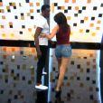 Corneille et Candice Pascal - Prime de Danse avec les stars 5 sur TF1. Samedi 4 octobre 2014.