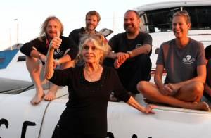 Brigitte Bardot : Visite surprise sur le port de Saint-Tropez, un fait rarissime