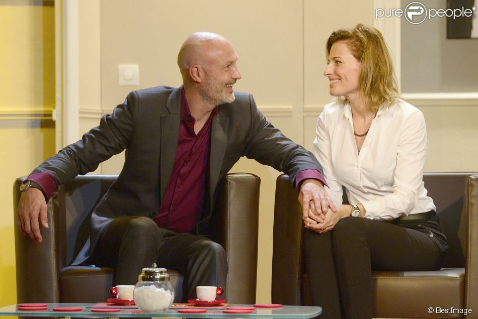 frank leboeuf et christine lemler filage de la pi ce ma belle m re mon ex et moi la. Black Bedroom Furniture Sets. Home Design Ideas