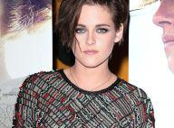 Kristen Stewart : Cheveux courts et lookée, l'actrice ose la transparence
