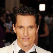 Matthew McConaughey et son fils Levi : ''Interstellar, je l'ai fait pour lui''