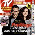 Magazine TV Grandes Chaînes du 11 au 24 octobre 2014.