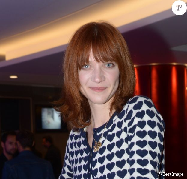 Odile Vuillemin à la soirée d'inauguration du Pure Club Med Gym Bastille à Paris, le 7 juin 2012.
