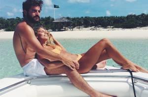 Martin Médus (Secret Story 3) et Tasha Oakley : Couple divin aux Bahamas
