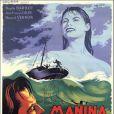 Affiche du film Manina, la fille sans voiles
