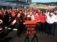 Jules Bianchi : L'émouvant hommage du monde de la F1 au Grand Prix de Sotchi
