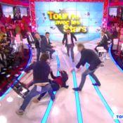 Valérie Bénaïm : Violente chute et choc à la tête dans Touche pas à mon poste