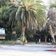 L'hôpital psychiatrique Las Encinas Hospital, où est internée Amanda Bynes, à Los Angeles, le 10 octobre 2014.