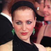 Gillian Anderson meurtrie : Mort d'une ancienne compagne, amour de jeunesse...