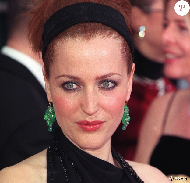 Gillian Anderson aux Screen Actors Guils Awards 2001.