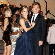 Sienna Miller et Jude Law lors de la soirée du Costume Institute à New York le 3 mai 2010