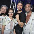 Pedro Winter à la soirée des Ambassadeurs – ODYSSEY 5069 –, le samedi 18 octobre 2014, au Bourget