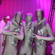 """Ambiance à la soirée les Ambassadeurs """"Odyssey 5069"""" au Palais des Expositions à Paris le 18 octobre 2014"""