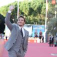 """Sam Claflin - Première du film """"Love Rosie"""" lors du festival du film de Rome 19 octobre 2014."""
