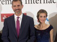 Letizia d'Espagne : Belle de nuit divine avec Felipe pour une soirée festive