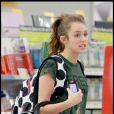 Miley Cyrus prépare sa rentrée des classes...