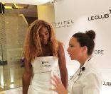 Top Chef 2014 - Anne-Cécile : Complicité culinaire avec Serena Williams !