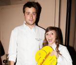 Noémie Honiat et Quentin Bourdy (Top Chef) : Mariés épanouis pour Yannick Alléno