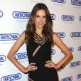 """Alessandra Ambrosio à l'ouverture du magasin """"Rimowa"""" à New York, le 28 octobre 2014  Celebrities at the Rimowa Store Opening in New York City, New York on October 28, 201428/10/2014 - New York"""