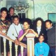 "Photo du ""Cosby Show"" sur NBC"