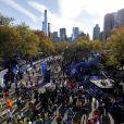 Le marathon de New York, le 2 novembre 2014