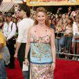 Melissa Gilbert lors de la première de 'Pirates des Caraïbes : Le secret du coffre maudit à Anaheim, le 24 juin 2006