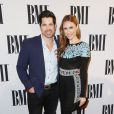 JT Hodges et Kasey Hodges lors des BMI Country Awards à Nashville, le 4 novembre 2014.