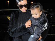 Kim Kardashian et North en voyage, la fillette comblée de cadeaux