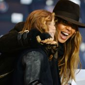 PSG-APOEL : Cathy Guetta supportrice complice avec son fils Tim Elvis