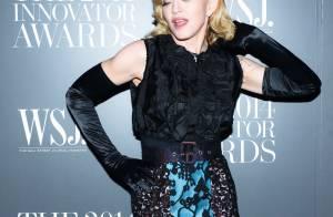 Madonna : Diva ultrachic avec Doutzen Kroes et les top models