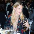 Poppy Delevingne lors des WSJ Innovator Awards au musée d'art moderne, à New York. Le 5 novembre 2014.
