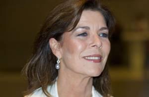 Caroline de Hanovre : Princesse lumineuse face à l'heureuse nouvelle de son fils