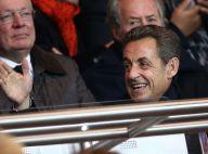 PSG-OM : Nicolas Sarkozy chavire de bonheur face à Alessandra Sublet et son père