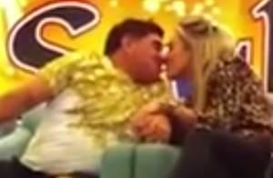 Diego Maradona et Rocio de nouveau ensemble ? Un baiser après les scandales