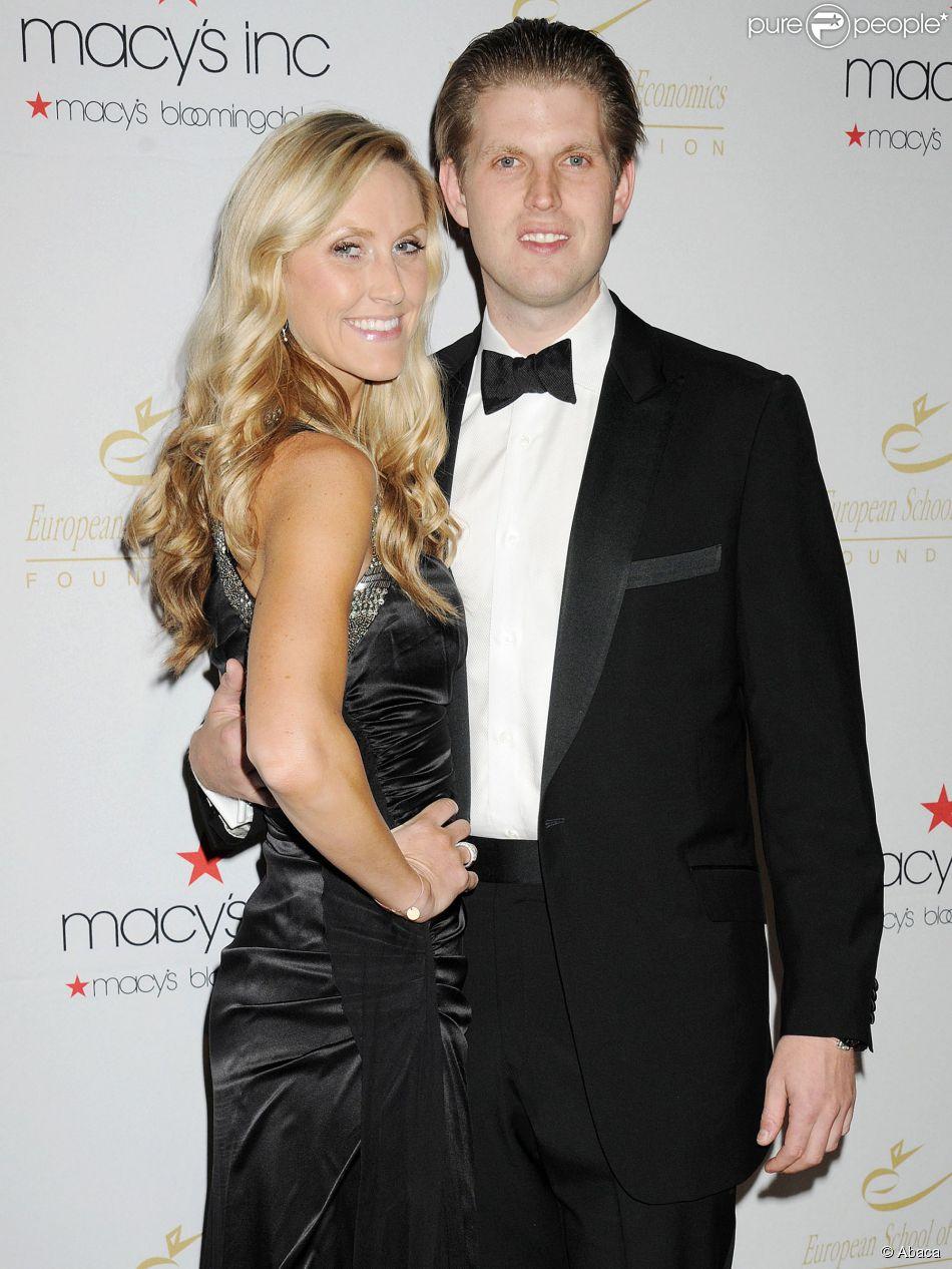 Eric Trump marié : Le fils du milliardaire Donald Trump a épousé sa ...