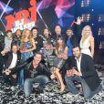 Photo des NRJ DJ Music Awards le 12 novembre 2014 à Monaco.