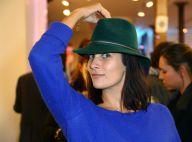 Julie de Bona : Modeuse aux anges au festival du Dress Code