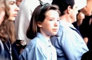 Laura Smet à 10 ans au concert de Johnny Hallyday : 'Ça me touche de revoir ça'