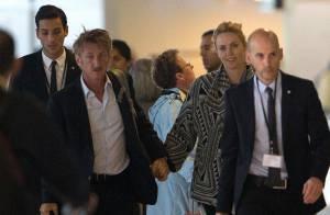 Charlize Theron et Sean Penn : Amoureux à Los Angeles avec le petit Jackson