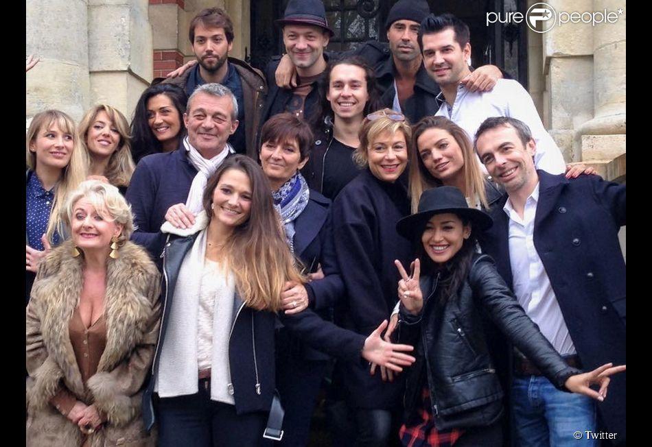 Karima Charni, Francesca, Mathieu Johann, Mathieu Gonet, Jasmine Roy, Sofiane... Tous se sont donnés rendez-vous dix ans plus tard au chateau de Dammarie-les-Lys pour un concert hommage à Grégory Lemarchal, le 16 novembre 2014