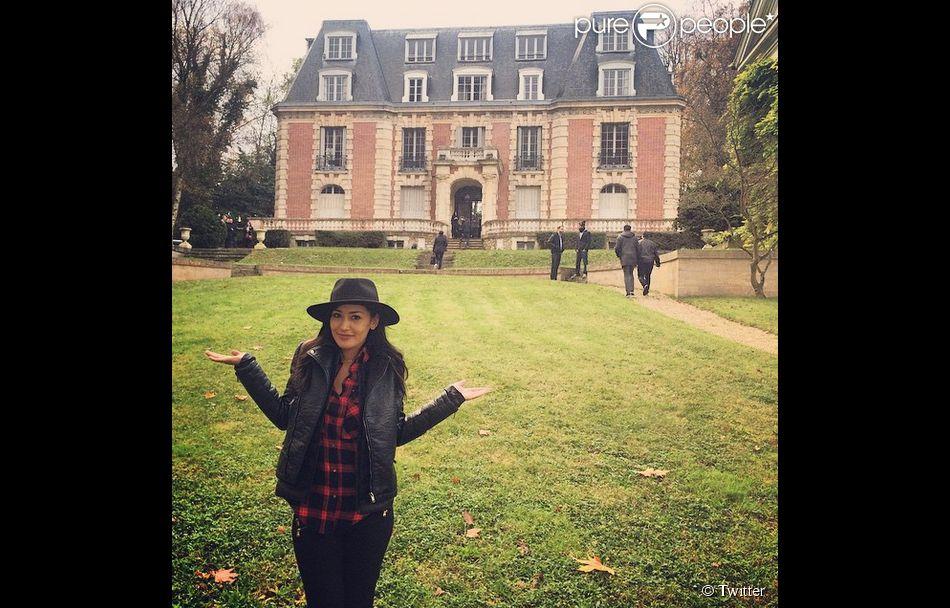 Karima charni au chateau de dammarie les lys dix ans plus tard le 16 novembr - Chateau de dammarie les lys ...