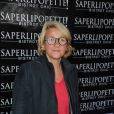 """Ariane Massenet lors de l'inauguration du restaurant """"Saperlipopette!"""" de Norbert Tarayre (Top Chef 3) à Puteaux, le 17 novembre 2014"""