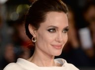 Angelina Jolie, royale et éblouissante, veut devenir ''une meilleure épouse''