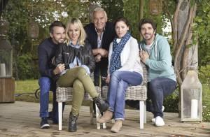 Alizée, blonde, Patrick Fiori et Christophe Willem : Quad, larmes et émotion !