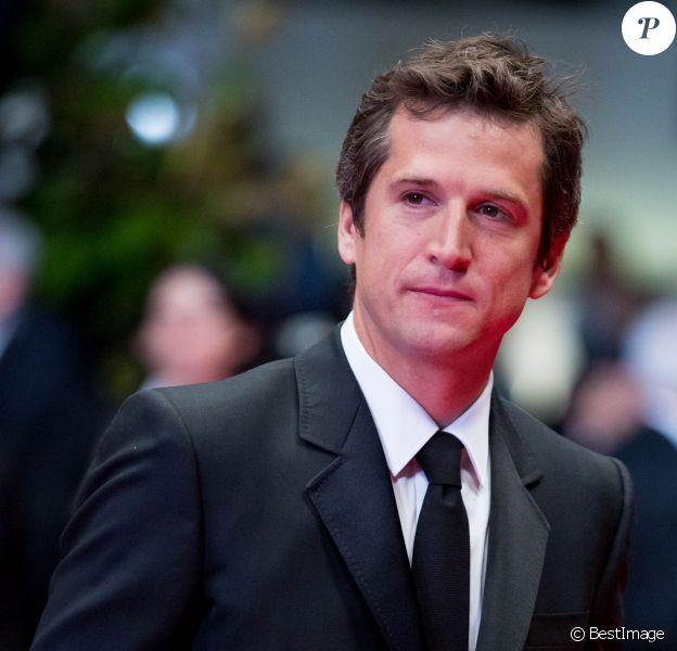 Guillaume Canet à Cannes le 21 mai 2014.